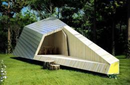 Малые архитектурные формы - домик