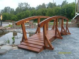 Малые архитектурные формы - мостик