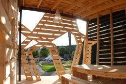 Малые архитектурные формы - абстрактные элементы